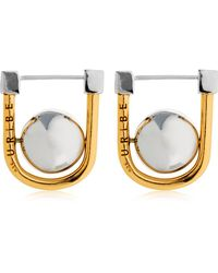 Uribe - Camille Earrings - Lyst