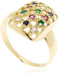 MARGOVA JEWELLERY - Go Pinky Gold Pinky Ring - Lyst