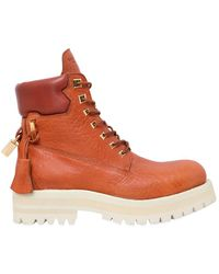 Buscemi - 40mm Tumbler Leather Boots - Lyst