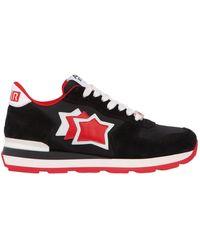 Atlantic Stars - Lvr Edition Vega Suede & Nylon Sneakers - Lyst