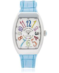 Franck Muller - Vanguard Lady Color Dream Quartz Watch - Lyst