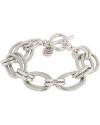 Philippe Audibert - Byron Brass Chain Bracelet - Lyst