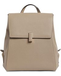 Valextra - Iside Grained Leather Backpack - Lyst