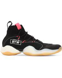 f6f3e5b76 adidas Originals Crazy Byw X Pw in Black for Men - Lyst