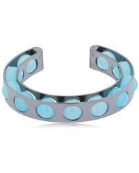 CARLO MARIA PELAGALLO - Bb Bangle Bracelet For Lvr - Lyst