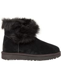 UGG - Milla Shearling Short Boots - Lyst