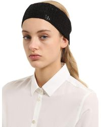 Scha - Band 7 S Sequined Headband - Lyst