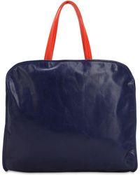 Marni - Small Cushion Leather Tote Bag - Lyst