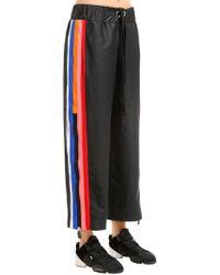 NO KA 'OI - Awaha Wide Leg Trousers - Lyst
