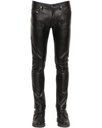 April77 - 16cm Joey Lezzer Faux Leather Pants - Lyst