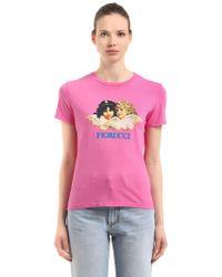 Fiorucci T-shirt à panda imprimé 9Z8LoPS