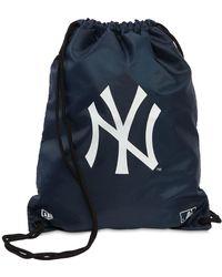 KTZ - Ny Yankees Mlb Drawstring Backpack - Lyst