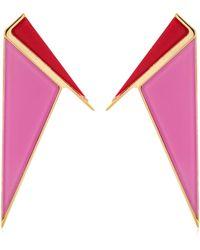 Sylvio Giardina - Ufo Earrings - Lyst
