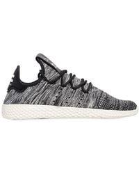 Adidas Originals   Pw Hu Primeknit Sneakers   Lyst