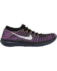 Nike - Lab Free Rn Motion Flyknit Sneakers - Lyst