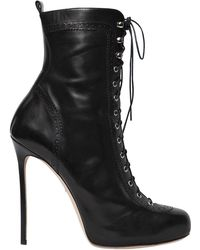 DSquared² - 120mm Witness Lace-up Leather Boots - Lyst