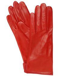 Mario Portolano - Nappa Leather Gloves - Lyst