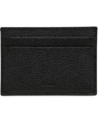 Bally - Saffiano Leather Card Holder - Lyst