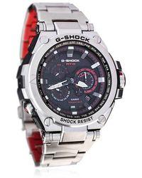 G-Shock - Master Of G Mtg Steel Chrono Watch - Lyst