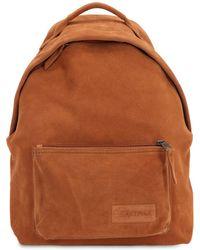 Eastpak - 11l Orbit Sleek'r Suede Backpack - Lyst