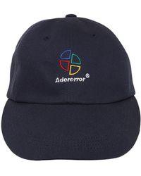 ADER error - Embroidered Cotton Baseball Hat - Lyst