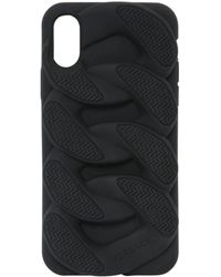 Versace - Cubierta De Goma Para Iphone X - Lyst