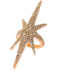 FEDERICA TOSI - Armour Comet Ring - Lyst