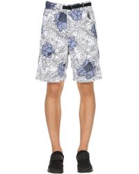 Nike - Lab Collection Floral Men's Shorts - Lyst