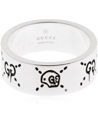 Gucci - Ghost Ring - Lyst
