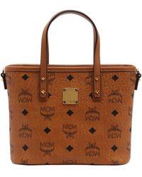 MCM - Mini Anya Tote Bag - Lyst