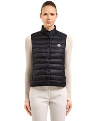 Moncler Liane Quilted Nylon Down Vest