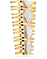Monica Sordo - Mali Cuff Bracelet - Lyst