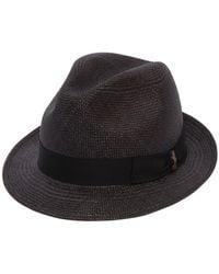 "Borsalino - Cappello Panama"" Quito"" - Lyst"