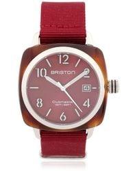 "Briston - Reloj ""icons Clubmaster Classic"" - Lyst"