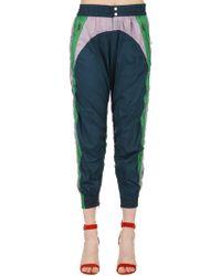 Isabel Marant - Raruso Color Block Nylon Track Pants - Lyst