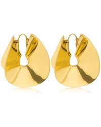 Ellery - Siouxsie Flounce Earrings - Lyst