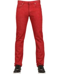 """Dior Homme   Jeans """"regal"""" In Drill 19cm   Lyst"""