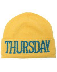 Alberta Ferretti - Thursday Wool & Cashmere Knit Hat - Lyst