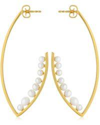 Nina Kastens Jewelry - Blake Earrings - Lyst