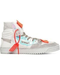 """Off-White c/o Virgil Abloh - Sneakers Altas """"Off Court"""" - Lyst"""