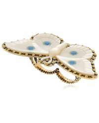 Gucci - Falene Butterfly Ring - Lyst