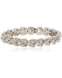 Apm Monaco | Couture Silver Chain Ring | Lyst