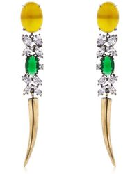Iosselliani - Colors Of Burma Earrings - Lyst