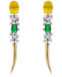 Iosselliani - Colours Of Burma Earrings - Lyst