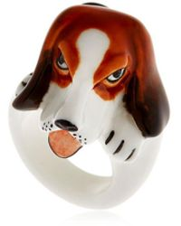 "Nach - Anello ""beagle Dog"" - Lyst"