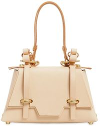 Niels Peeraer - Winged Sister Leather Top Handle Bag - Lyst