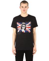 BOY London - Sex Pistols Print Jersey T-shirt - Lyst