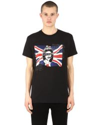 "BOY London - T-shirt ""sex Pistols"" In Jersey Di Cotone - Lyst"