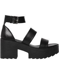 Windsor Smith - 80mm Sada Leather Sandals - Lyst