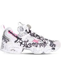 "Vetements Sneakers ""instapump Graffiti Fury"""